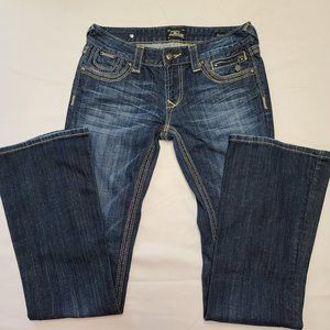 Rerock for Express Boot Cut Jeans 4R